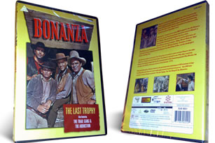 The Last Trophy Bonanza dvd