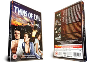 Twins of Evil dvd