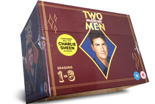 Two And A Half Men DVD - £79.97 : Classic Movies on DVD ...