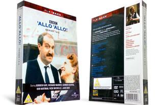 Allo Allo Series 1 and 2