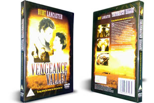 Vengeance Valley dvd