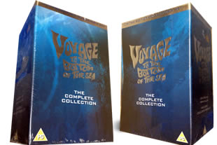 Voyage to the Bottom of the Sea dvd collection