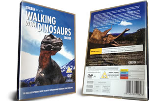 Walking With Dinosaurs dvd collection
