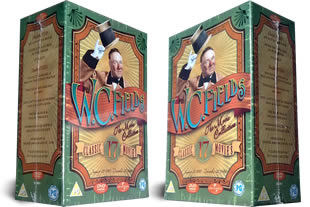 WC Fields DVD