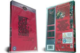 West Side Story dvd