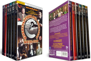 Wheeltappers and Shunters Social Club dvd collection