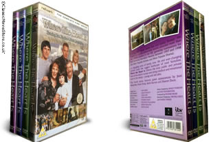 Where The Heart Is dvd collection