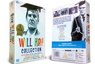 Will Hay DVD Collection