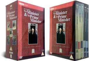 Yes Minister and Yes Prime Minister dvd