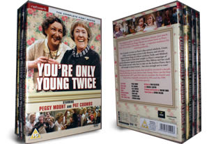You're Only Young Twice dvd collection