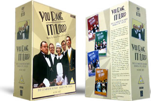 You Rang M'Lord DVD Set