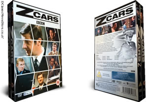 Z Cars dvd collection