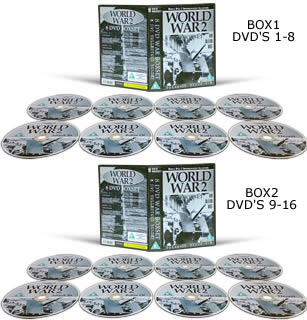 World War Two DVD