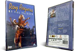 roy rogers my pak trigger dvd