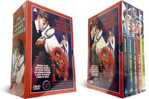 sherlock holmes mysteries dvd