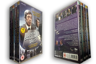New Scotland Yard dvd collection