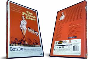 doris day the pajama game dvd