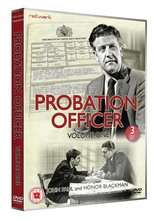 Probation Officer DVD Set