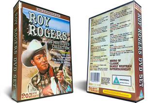 roy rogers dvd box set