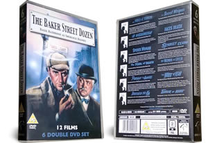 sherlock holmes dvd box set