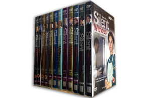 Silent Witness dvd collection
