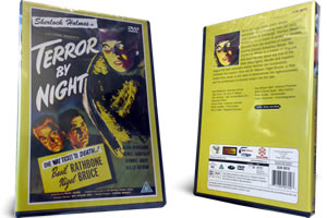Sherlock Holmes Terror by Night dvd