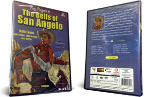 Roy Rogers The Bells of San Angelo dvd