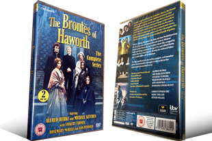 The Brontes of Haworth dvd collection