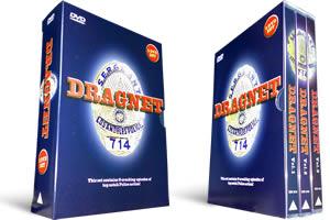 dragnet dvd