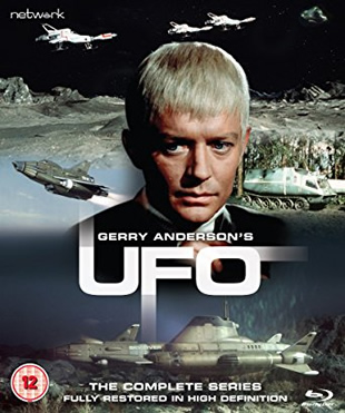 UFO Blu Ray dvd collection
