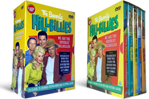 beverly hillbillies dvd