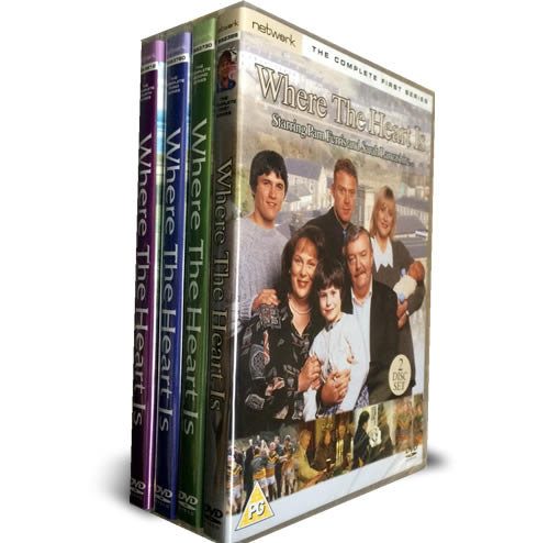 Where The Heart Is DVD